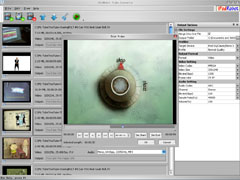 iPodRobot Video Converter Screenshots